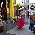 Dancing In The Streets by Venetia Featherstone-Witty