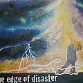 Dancing On The Edge Of Disaster by Shirley Meyer