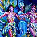 Dancing Panama by Anna  Duyunova