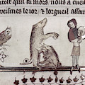 Dancing Pig, 14th Century by Granger
