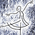 Dancing Swan by Kamil Swiatek
