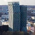 Dancing Towers Hamburg by Jannis Werner