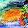 Dancing Tree Of Life by Mukta Gupta
