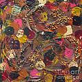 Dandelions by Jeanne Ward