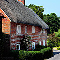 Dane Cottage Nether Wallop by Terri Waters