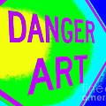 Danger Art by Ed Weidman
