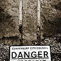 Danger by Mark Rogan
