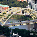 Daniel Carter Beard Bridge Cincinnati Ohio by Paul Velgos