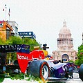 Daniel Ricciardo Of Australia by Don Kuing