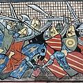 Danish Defeat. Illustration by Everett