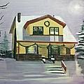 Dan's House by Randy Bell
