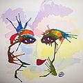 Danseuse by Kiki Art