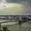 Danube River by Alfio Finocchiaro