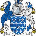 Darcy Coat Of Arms II Irish by Heraldry