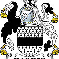 Dardes Coat Of Arms Irish by Heraldry