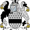 Dardis Coat Of Arms Irish by Heraldry