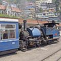 Darjeeling Himalayan Railway by Bhaswaran Bhattacharya