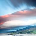 dark clouds over Irish coast Dingle peninsula by Dirk Ercken