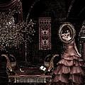 Dark Dream II Pretty As A Picture by Kristie  Bonnewell