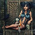 Dark Girl by Jutta Maria Pusl