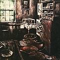 Dark Kitchen by Kendall Kessler