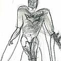 Dark Knight by Fred Hanna