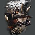 Dark Knight Rises - Imagine The Fire by Brand A
