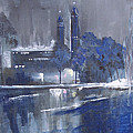 Dark Night by Robert Gross
