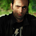 Dark Portrait by Cristian M Vela