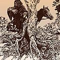 Dark Rider-tolkien Appreciation by Derrick Higgins
