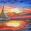 Dark Sail by Larry Marano
