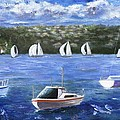 Darling Harbor by Jamie Frier