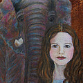 Darra  Little Angel Of                                    Feminine Wisdom And Understanding by The Art With A Heart By Charlotte Phillips