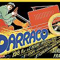 Darracq Suresnes France by Vintage Automobile Ads and Posters