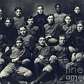 Dartmouth Football Team 1901 by Edward Fielding
