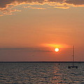 Fannie Bay Sunset 1.4 by Cheryl Miller