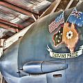 Darwin's Pride-b52 Bomber by Douglas Barnard