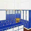 Das Interieur Iv, A Glove Shop, 1906 by Johann Stubner