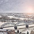 Daugava Railway Bridge by Sophie McAulay