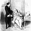 Daumier: Doctor Cartoon by Granger