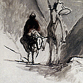 Daumier: Don Quixote by Granger