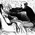 Daumier: The Hypnotist by Granger