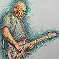 Dave Gilmour by Breyhs Swan