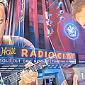 Dave Matthews And Tim Reynolds At Radio City by Joshua Morton