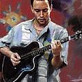 Dave Matthews by Viola El
