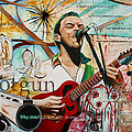 Dave Matthews Shotgun by Joshua Morton