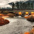 Daveys Bridge by Sam Rosen