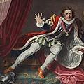 David As Richard IIi, Illustration by William Hogarth