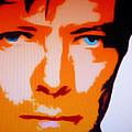 David Bowie by Ryszard Sleczka