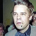 David Johansen 1988 by Ed Weidman